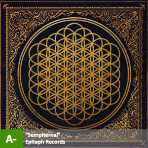 Bring Me the Horizon - %22Sempiternal%22 with score