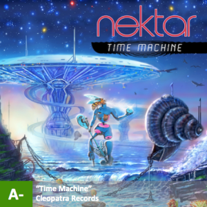 Nektar - %22Time Machine%22 with score