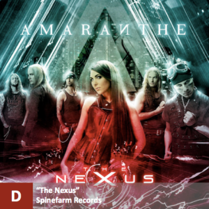 Amaranthe - %22The Nexus%22 with score