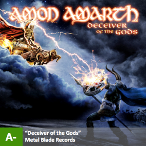 Amon Amarth - %22Deceiver of the Gods%22 with score