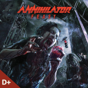 Annihilator - Feast (with score)