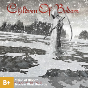 Children of Bodom - %22Halo of Blood%22 with score