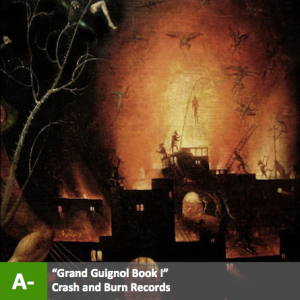 Darkend - %22Grand Guignol Book I%22 with score