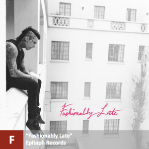Falling in Reverse - %22Fashionably Late%22 with score