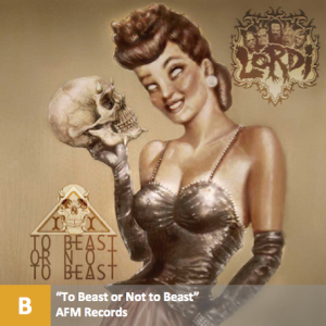Lordi - %22To Beast or Not to Beast%22 with score
