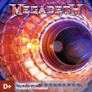 Megadeth - %22Super Collider%22 with score