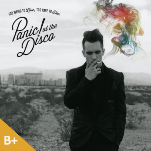 Panic! at the Disco - Too Weid to Live, Too Rare to Die! (with score)