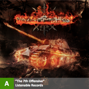Panzerchrist - %22The 7th Offensive%22 with score