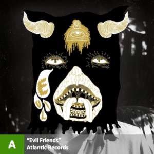 Portugal. The Man - %22Evil Friends%22 with score