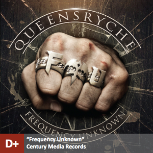 Queensrÿche - %22Frequency Unknown%22 with score