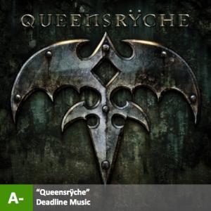 Queensrÿche - %22Queensrÿche%22 with score