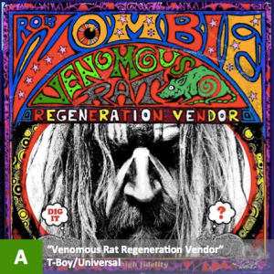 Rob Zombie - %22Venomous Rat Regeneration Vendor%22 with score