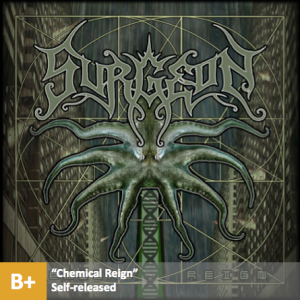 Surgeon - %22Chemical Reign%22 with score