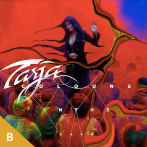 Tarja - Colours in the Dark (with score)