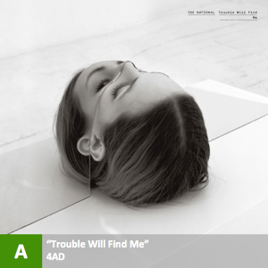 The National - %22Trouble Will Find Me%22 with score