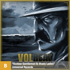 Volbeat - %22Outlaw Gentlemen & Shady Ladies%22 with score
