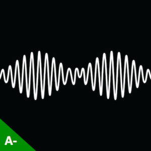 Arctic Monkeys - AM (with score)
