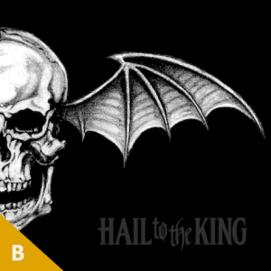 Avenged Sevenfold - Hail to the King (with score)