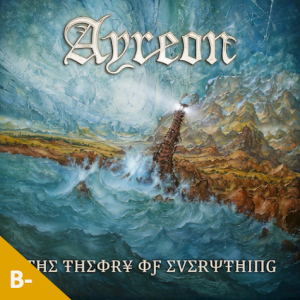 Ayreon - The Theory of Everything (with score)