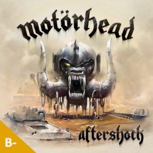 Motorhead - Aftershock (with score)