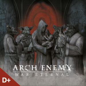 Arch Enemy - War Eternal (with score)
