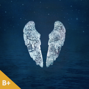 Coldplay - Ghost Stories (with score)